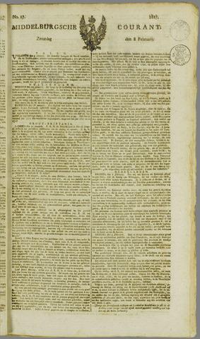 Middelburgsche Courant 1817-02-08