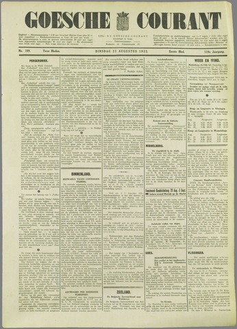 Goessche Courant 1932-08-23
