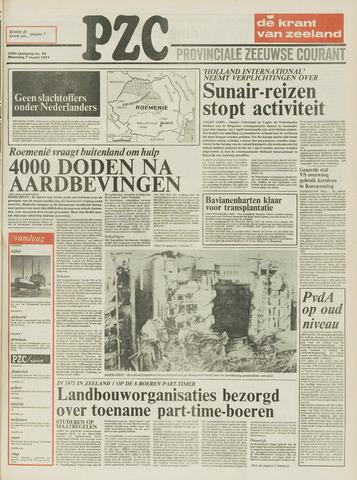 Provinciale Zeeuwse Courant 1977-03-07