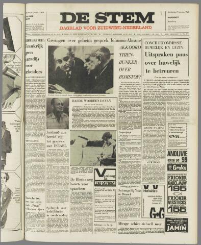 de Stem 1968-10-31