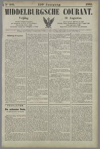 Middelburgsche Courant 1883-08-31