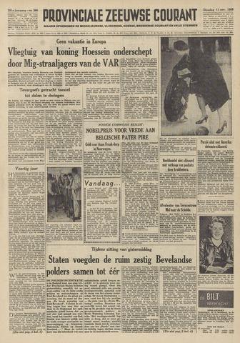 Provinciale Zeeuwse Courant 1958-11-11