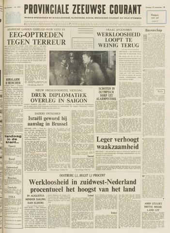 Provinciale Zeeuwse Courant 1972-09-12