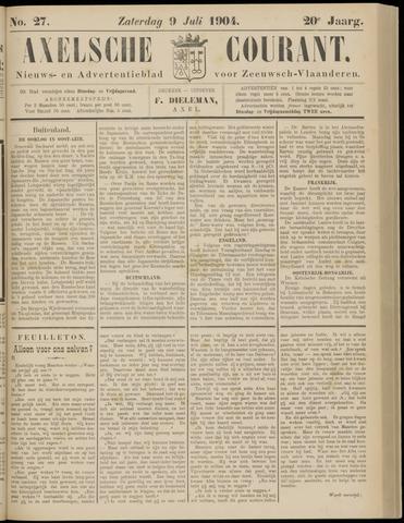 Axelsche Courant 1904-07-09