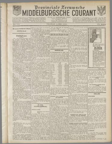 Middelburgsche Courant 1930-05-16