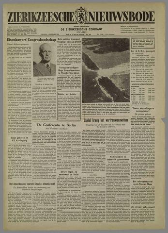 Zierikzeesche Nieuwsbode 1954-01-08