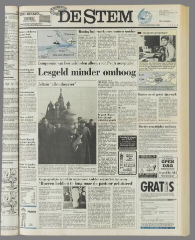 de Stem 1991-11-08