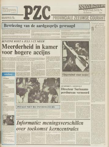 Provinciale Zeeuwse Courant 1981-06-18