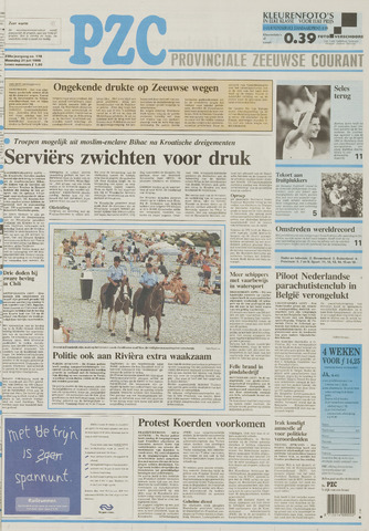 Provinciale Zeeuwse Courant 1995-07-31