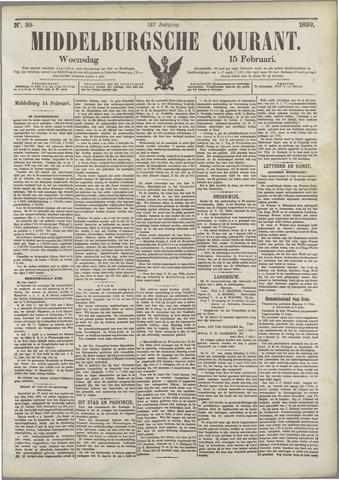 Middelburgsche Courant 1899-02-15
