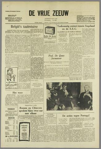 de Vrije Zeeuw 1963-07-06