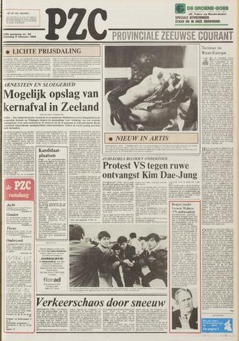 Provinciale Zeeuwse Courant 1985-02-09
