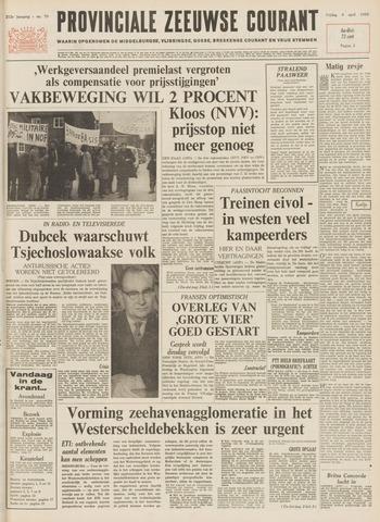Provinciale Zeeuwse Courant 1969-04-04