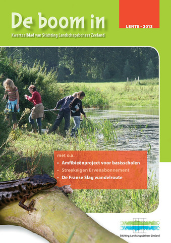 Landschapsbeheer Zeeland - de Boom in 2013-03-21