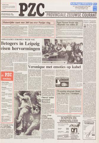 Provinciale Zeeuwse Courant 1989-10-03