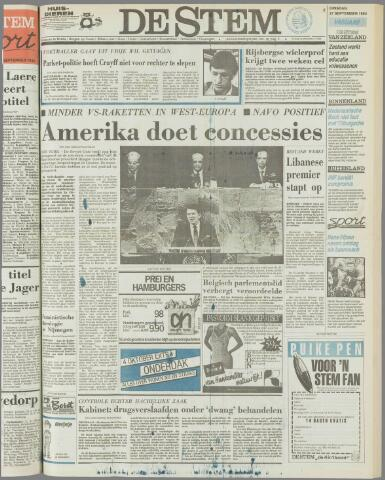 de Stem 1983-09-27