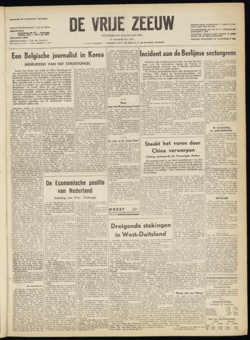 de Vrije Zeeuw 1951-01-18