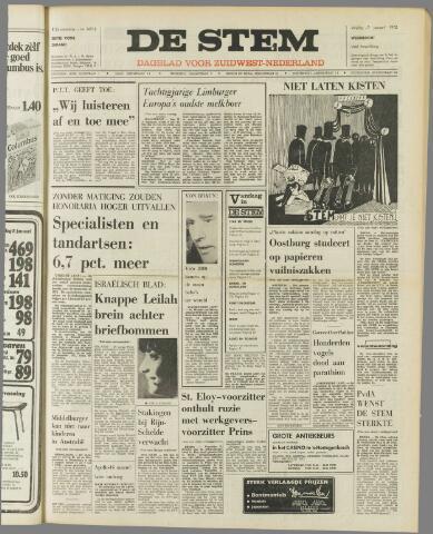 de Stem 1972-01-07