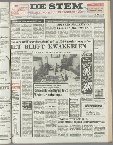 de Stem 1976-09-14