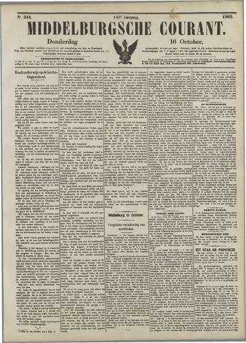 Middelburgsche Courant 1902-10-16