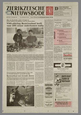 Zierikzeesche Nieuwsbode 1993-12-17
