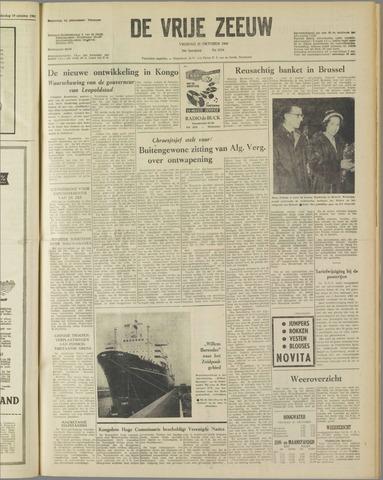 de Vrije Zeeuw 1960-10-21