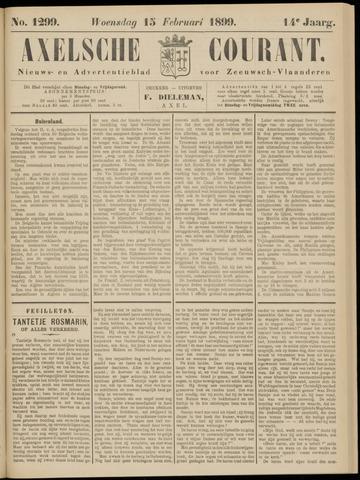 Axelsche Courant 1899-02-15