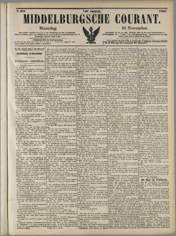 Middelburgsche Courant 1903-11-16