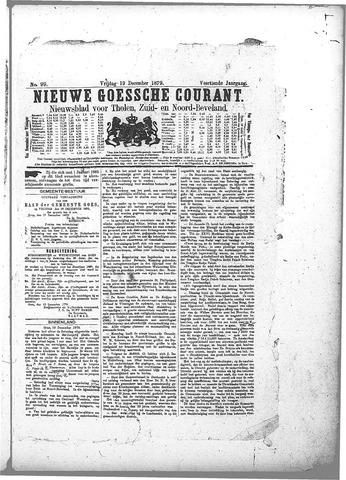 Nieuwe Goessche Courant 1879-12-19