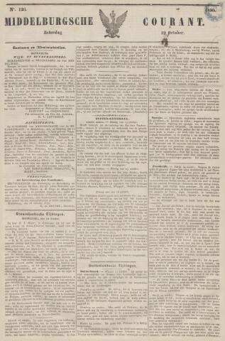 Middelburgsche Courant 1850-10-19