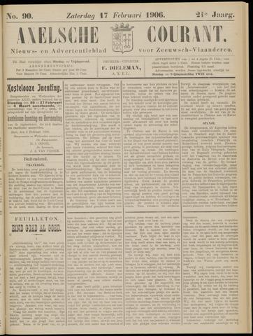Axelsche Courant 1906-02-17