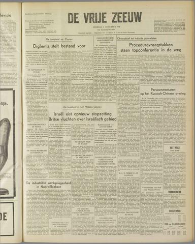 de Vrije Zeeuw 1958-08-05