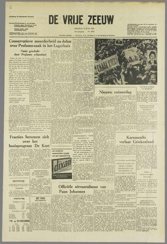de Vrije Zeeuw 1963-06-18