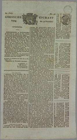 Goessche Courant 1827-11-30