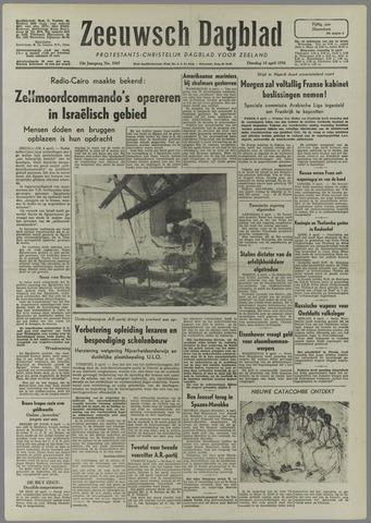 Zeeuwsch Dagblad 1956-04-10