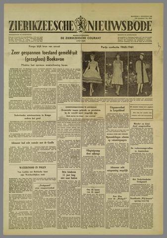 Zierikzeesche Nieuwsbode 1960-08-01