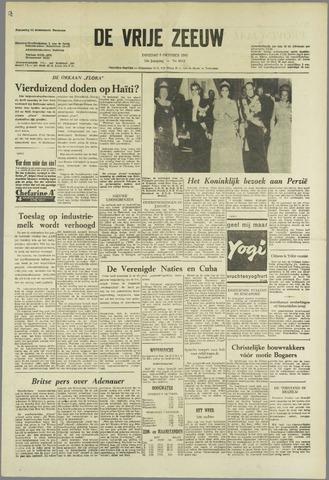 de Vrije Zeeuw 1963-10-08