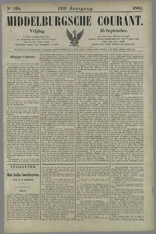 Middelburgsche Courant 1882-09-15