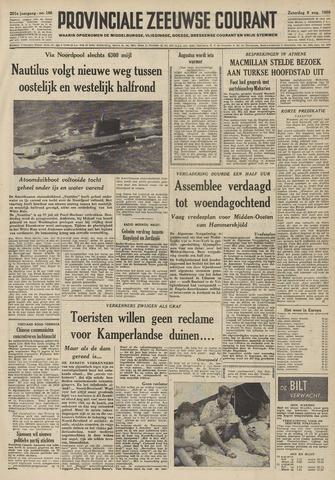 Provinciale Zeeuwse Courant 1958-08-09
