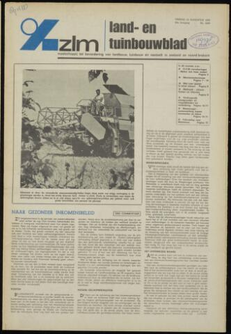 Zeeuwsch landbouwblad ... ZLM land- en tuinbouwblad 1975-08-22