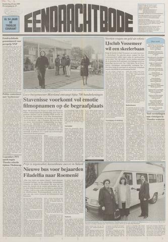 Eendrachtbode (1945-heden)/Mededeelingenblad voor het eiland Tholen (1944/45) 1999-05-20