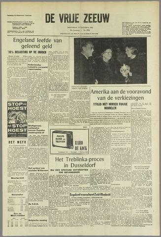 de Vrije Zeeuw 1964-10-28