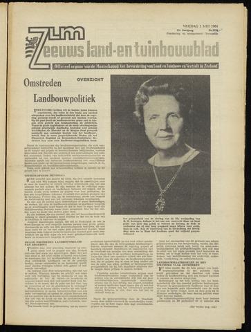 Zeeuwsch landbouwblad ... ZLM land- en tuinbouwblad 1964-05-01