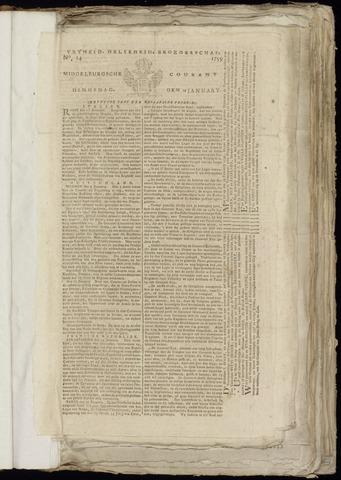 Middelburgsche Courant 1799-01-29
