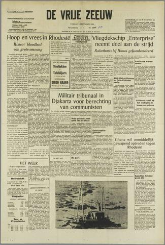 de Vrije Zeeuw 1965-12-03