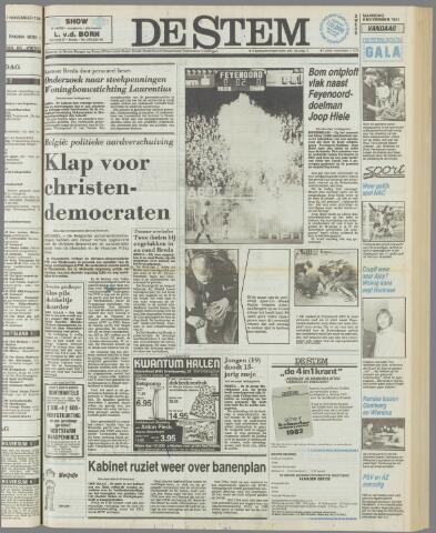 de Stem 1981-11-09