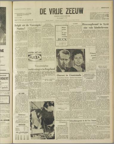 de Vrije Zeeuw 1960-11-15