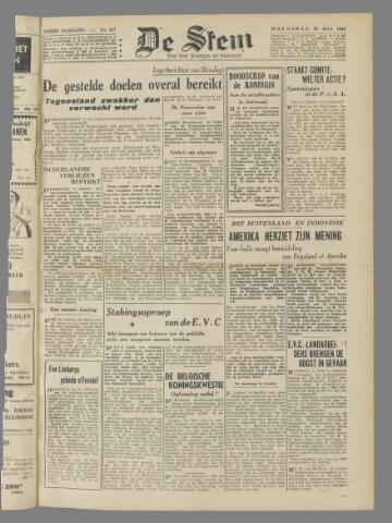 de Stem 1947-07-23