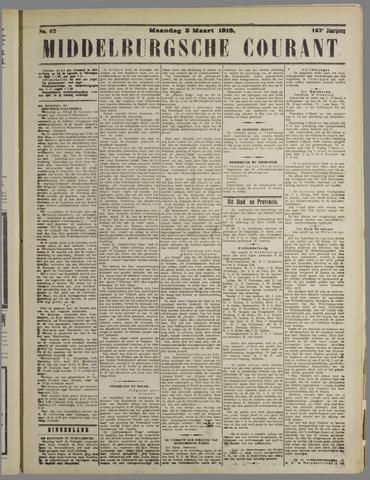 Middelburgsche Courant 1919-03-03