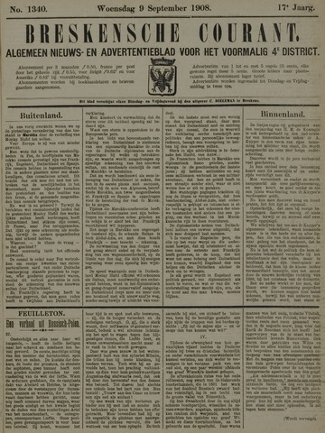 Breskensche Courant 1908-09-09